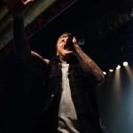 PapaRoach 3 - GALLERY: Papa Roach & Chelsea Rockwells Live At The Tivoli, Brisbane
