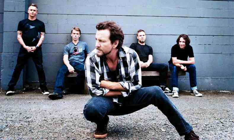 Pearl Jam - PEARL JAM Announce New Album With Legendary Producer