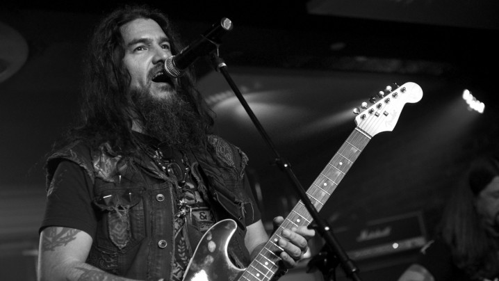 Robb Flynn - MACHINE HEAD Frontman Addresses 'Catharsis' Low Album Sales