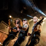 ACCEPT 14 - GALLERY: Accept & Night Demon Live at Koko, London