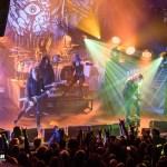 ARCH ENEMY 13 - GALLERY: Arch Enemy, Wintersun & Tribulation Live at Koko, London