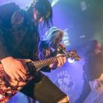 ARCH ENEMY 15 - GALLERY: Arch Enemy, Wintersun & Tribulation Live at Koko, London
