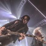 ARCH ENEMY 27 - GALLERY: Arch Enemy, Wintersun & Tribulation Live at Koko, London