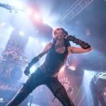 ARCH ENEMY 31 - GALLERY: Arch Enemy, Wintersun & Tribulation Live at Koko, London