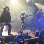ARCH ENEMY 43 - GALLERY: Arch Enemy, Wintersun & Tribulation Live at Koko, London