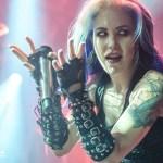 ARCH ENEMY - GALLERY: Arch Enemy, Wintersun & Tribulation Live at Koko, London