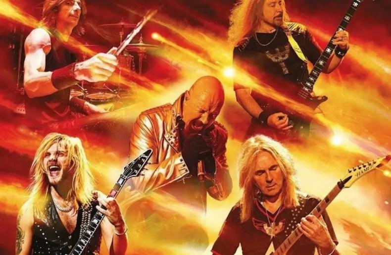 Judas Priest 2018 - Legendary JUDAS PRIEST Scores Highest-Charting Album Ever In U.S. With 'Firepower'