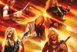 Judas Priest 2018 - Will GLENN TIPTON Perform With Judas Priest Again? Guitarist Richie Faulkner Weighs In