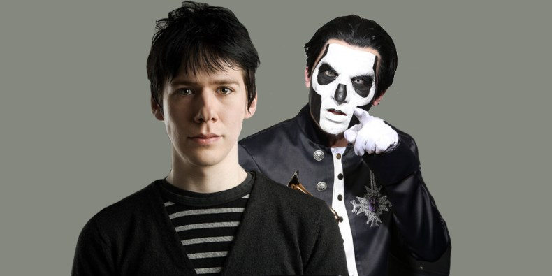 Papa Forge Ghost - GHOST Mastermind Tobias Forge On Being Officially Unmasked as Papa Emeritus