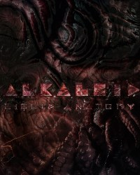 "SOM464 Alkaloid Liquid Anatomy 1500x1500px 300dpi RGB - PREMIERE: Stream ALKALOID's New Track ""Azagthoth"" From Upcoming Record 'Liquid Anatomy'"