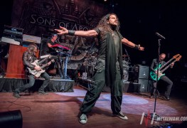SonsOfApollo 015.jpg - GALLERY: An Evening With SONS OF APOLLO Live at Town Ballroom, Buffalo, NY