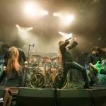 WINTERSUN 5 - GALLERY: Arch Enemy, Wintersun & Tribulation Live at Koko, London