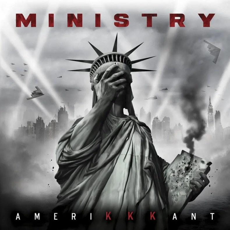 """amerikkant - REVIEW: MINISTRY - """"Amerikkkant"""""""