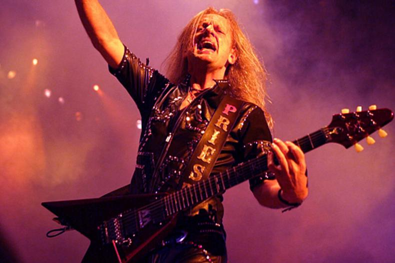 kk downing - K.K. DOWNING Says Some Of His JUDAS PRIEST Bandmates Were 'Going Through The Motions'