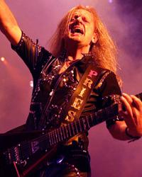 kk downing - K.K. DOWNING Felt That Some Of His JUDAS PRIEST Bandmates Were 'Going Through The Motions'