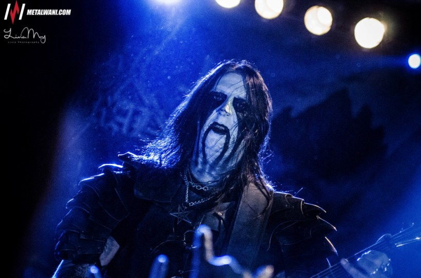 Dark Funeral 05 - GIG REVIEW: Septicflesh & Dark Funeral Live at The Riot Room, Kansas City