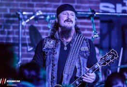 Iced Earth 10 - GALLERY: Iced Earth & Sanctuary Live At Saint Andrews Hall, Detroit