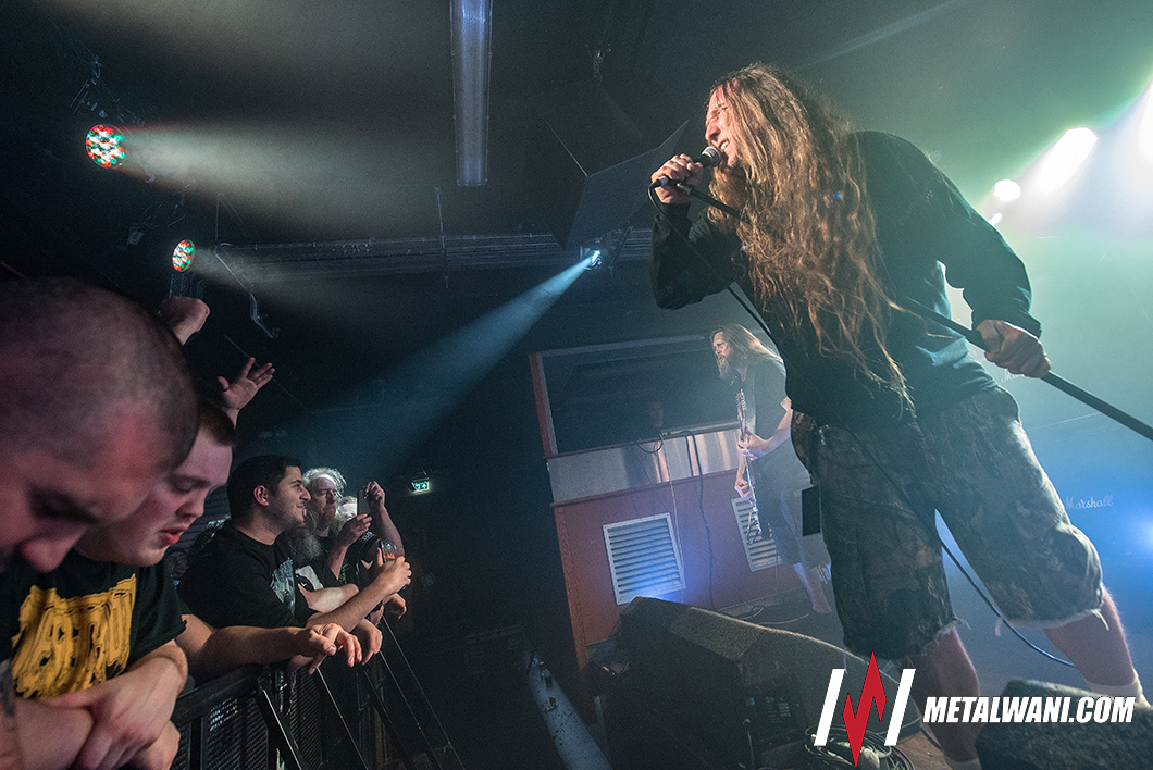 GALLERY: Obituary, Exmortus & Ingested Live at Manchester