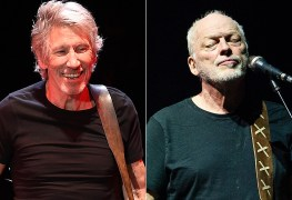 Roger Waters David Gilmour - Roger Waters Slams David Gilmour For Banning Him From PINK FLOYD Website