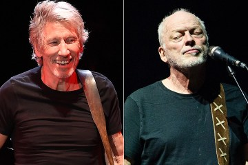 """Roger Waters David Gilmour - Roger Waters Blasts 'Insignificant & Toxic' David Gilmour & Rick Wright: """"Always Trying To Drag Me Down"""""""