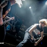 Suffocation 07 - GALLERY: Venom Inc, Suffocation & Nervosa Live at Islington Academy, London