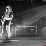 UH 16 BW metalwani - GALLERY: An Evening With URIAH HEEP Live at Token Lounge, Westland, MI