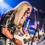 UH 6 metalwani - GALLERY: An Evening With URIAH HEEP Live at Token Lounge, Westland, MI