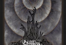 """bleed from within era album cover - REVIEW: BLEED FROM WITHIN - """"Era"""""""