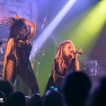 butcher babies 11 - GALLERY: Butcher Babies, Eyes Set To Kill & Krogr Live at The Dome, London