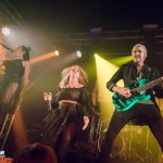 butcher babies  2 - GALLERY: Butcher Babies, Eyes Set To Kill & Krogr Live at The Dome, London