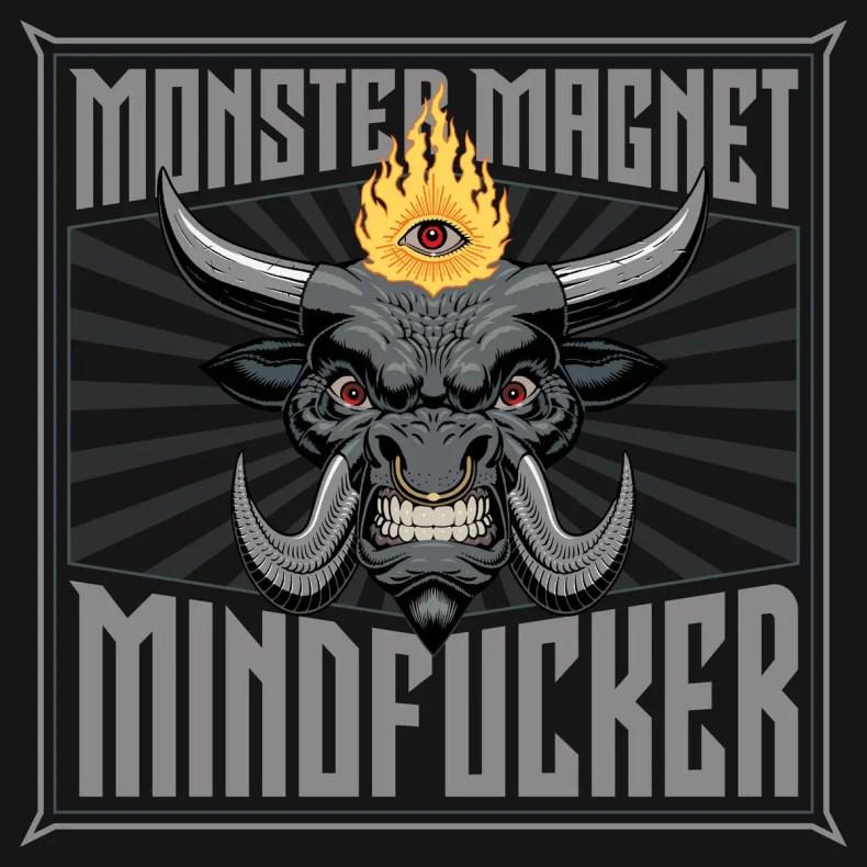 "monster magnet mindfucker - REVIEW: MONSTER MAGNET - ""Mindfucker"""