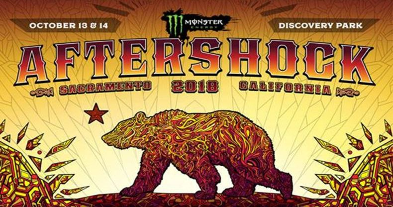Aftershock - FESTIVAL REPORT: Monster Energy AFTERSHOCK Announce Massive Lineup for 2018 Edition