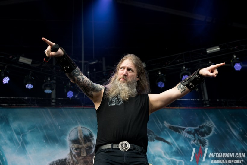"""AmonAmarth 4 - DVD REVIEW: AMON AMARTH - """"The Pursuit Of Vikings: 25 Year In The Eye Of The Storm"""""""