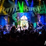 BattleBeast 14 - GALLERY: Kamelot, Delain & Battle Beast Live at The Mercury Ballroom, Louisville, KY