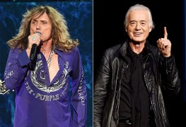Coverdale Page - David Coverdale & Jimmy Page To Revisit Coverdale-Page Album