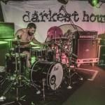 DARKEST HOUR 5 - GALLERY: Havok, Darkest Hour, Cephalic Carnage & Harlott Live in Underworld, London