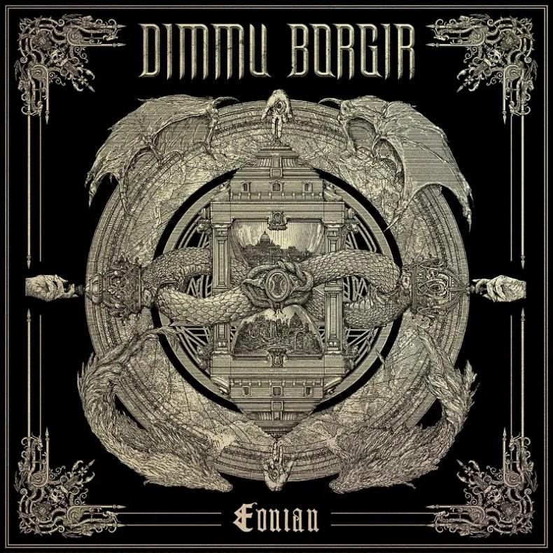 "Eonian - REVIEW: DIMMU BORGIR - ""Eonian"""