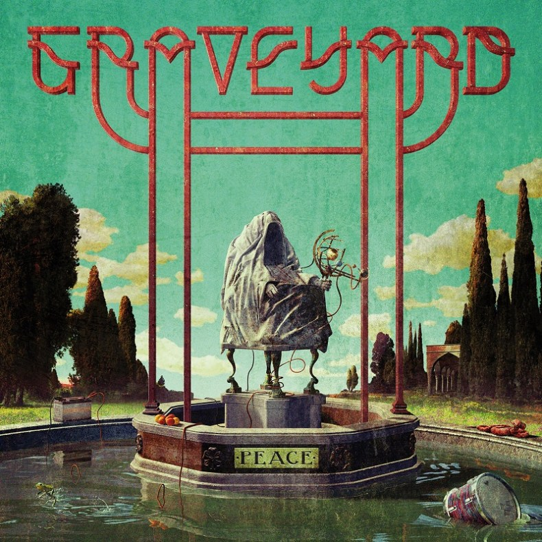"Graveyard - REVIEW: GRAVEYARD - ""Peace"""