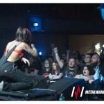 JinJer 7 MW - GALLERY: Cradle Of Filth, Jinjer & Uncured Live at St. Andrews Hall, Detroit