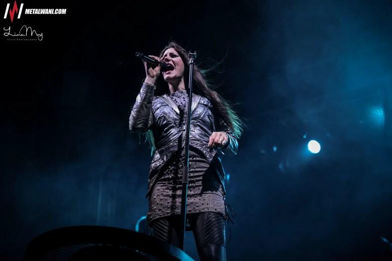 Nightwish 11 - GALLERY: An Evening With NIGHTWISH Live at Aragon Ballroom, Chicago