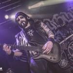 AZZIARD  2 - GALLERY: Marduk, Ragnarok, Unlight & Azziard Live at The Dome, London