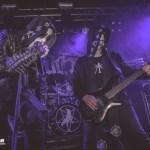 AZZIARD  - GALLERY: Marduk, Ragnarok, Unlight & Azziard Live at The Dome, London