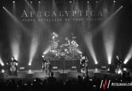 Apocalyptica 15 - GALLERY: An Evening With APOCALYPTICA Live at  Royal Oak Music Theatre, Royal Oak, MI
