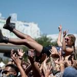 CROWD SHOT 12 - GALLERY: Welcome To Rockville 2018 Live at Metropolitan Park, Jacksonville, FL - Day 1 (Friday)