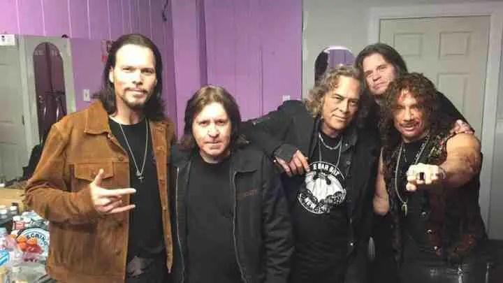 DioDisciples - Watch DIO DISCIPLES Perform Rainbow, Black Sabbath, Dio Classics In Denver