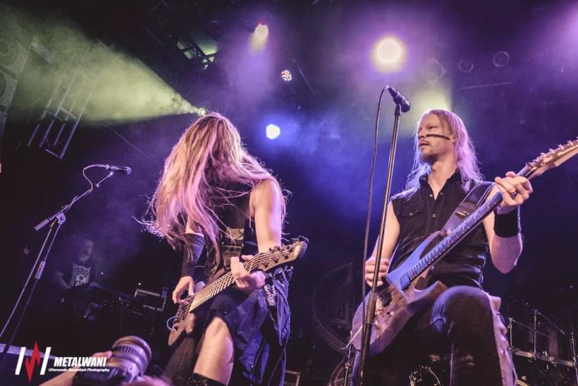 ENSIFERUM 39 - GIG REVIEW: Ensiferum & Ex-Deo Live at Musikzentrum, Hannover