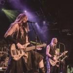 ENSIFERUM 45 - GALLERY: Ensiferum & Ex-Deo Live at O2 Islington Academy, London