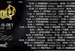 Ensiferum 2018 - GIG REVIEW: Ensiferum & Ex-Deo Live at Musikzentrum, Hannover