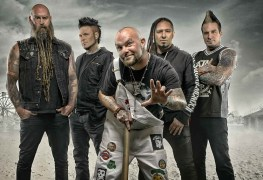 Five Finger Death Punch - INTERVIEW: FIVE FINGER DEATH PUNCH's Jeremy Spencer on 'And Justice For None', Ivan Moody's Recovery & Lawsuit