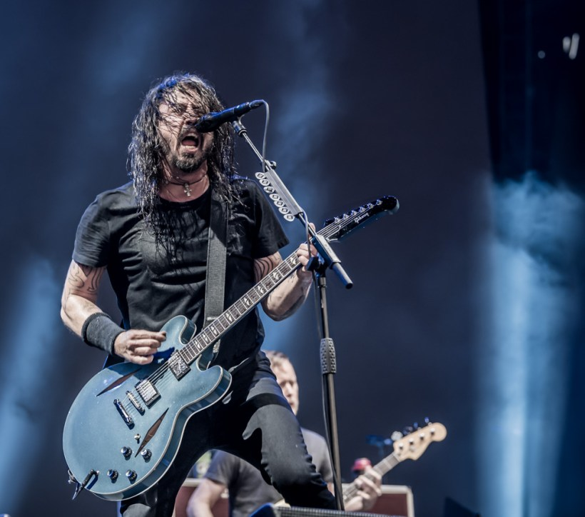 Foo Fighters 11 - FESTIVAL REVIEW: Welcome To Rockville 2018 Live at Metropolitan Park, Jacksonville, FL – Day 3 (Sunday)